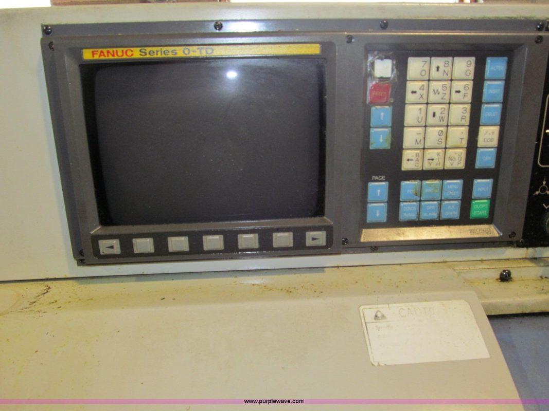 Tài liệu vận hành máy tiện Fanuc OTD