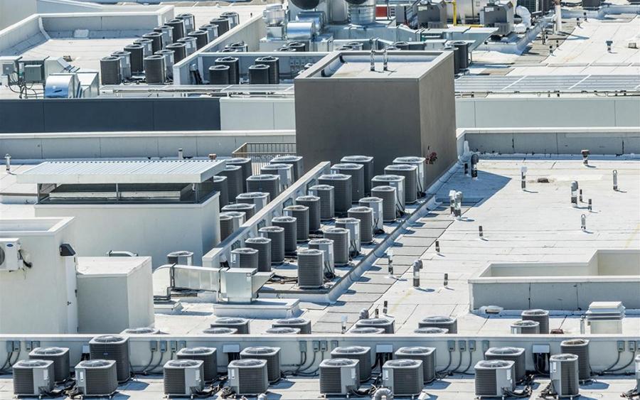 Biến tần sử dụng cho Hệ thống HVAC