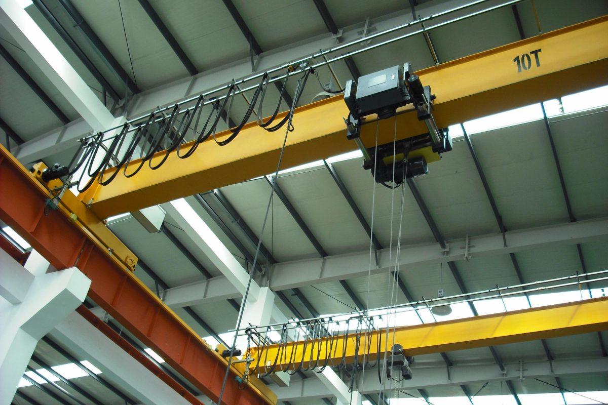 Biến tần sử dụng cho hệ thống cẩu trục nâng hạ