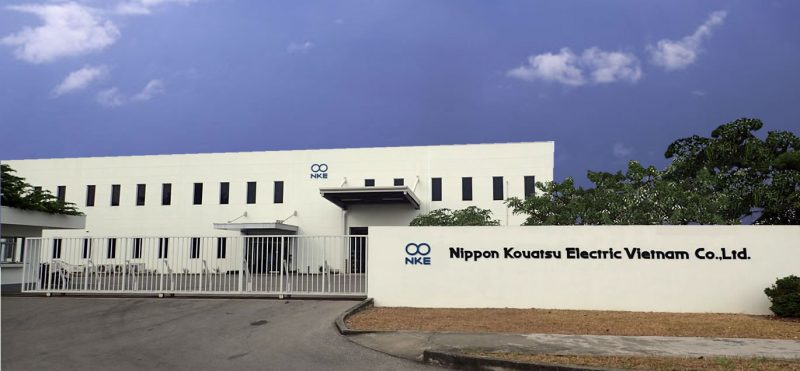Công Ty Tnhh Nippon Kouatsu Electric Việt Nam