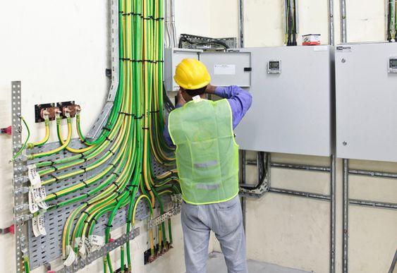 Tiêu chuẩn lắp đặt hệ thống nối đất thiết bị cho các công trình công nghiệp